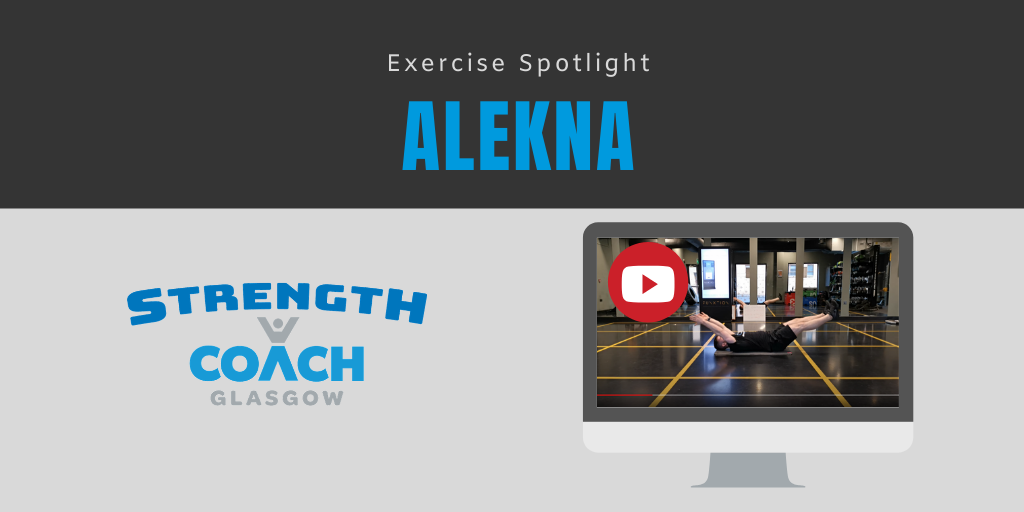 alekna core exercise idea by strength coach glasgow personal trainer