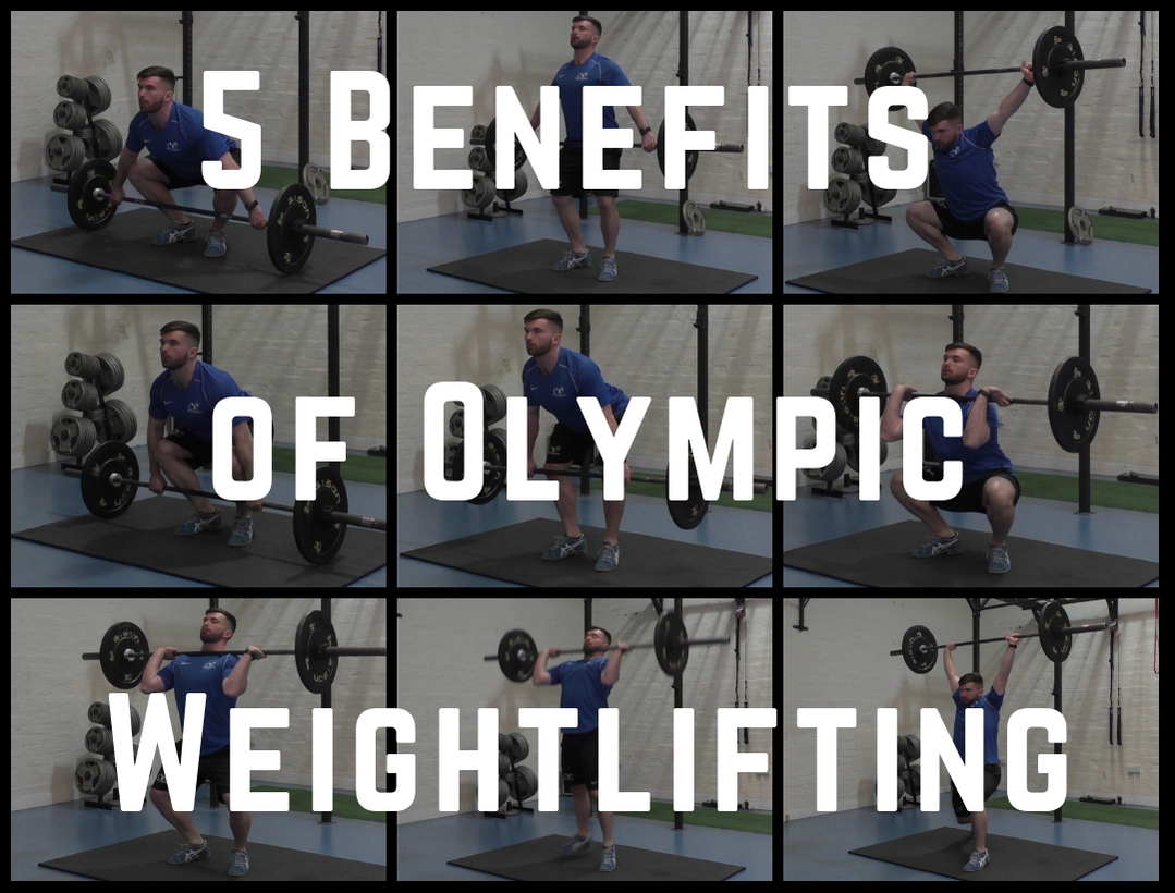 The Unique benefits of Olympic Weightifting by Glasgow-based Personal Trainer, Strength Coach Glasgow