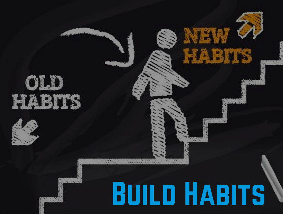 Gym and Fitness Tips to make sure you get the best results #3 - Build habits that are long lasting and sustainable
